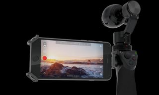 DJI Osmo: Long Exposures Without Tripod