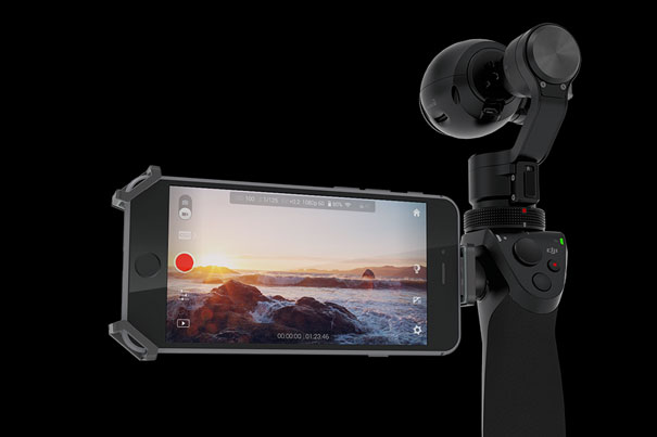 DJI Osmo: Long Exposures Without Tripod 2