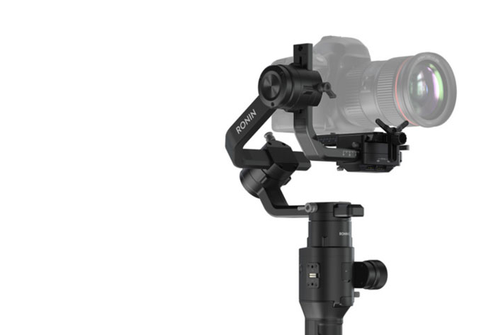DJI introduces the small Osmo Pocket and new accessories for Ronin-S