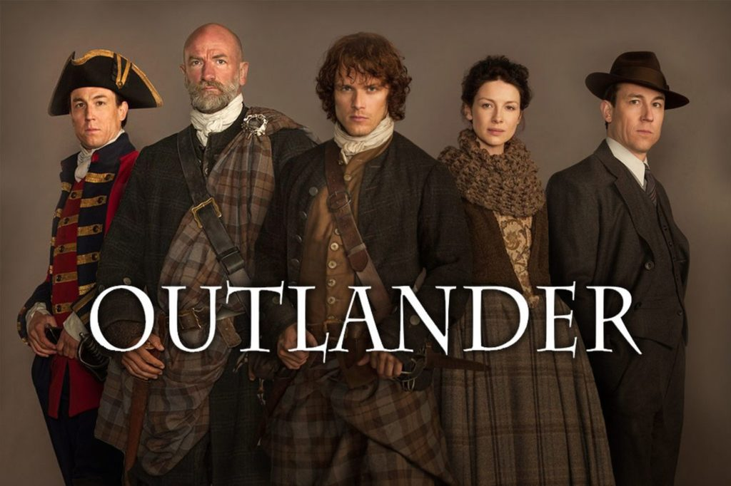 Art of the Cut Podcast eps 52 with the editors of Outlander