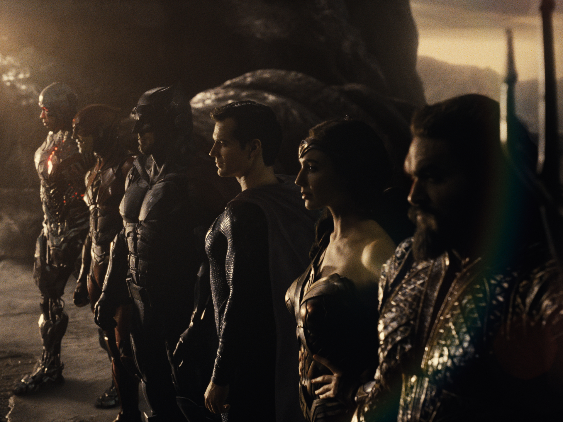 "ART OF THE CUT with the editors of Zack Snyder's ""Justice League"" 9"
