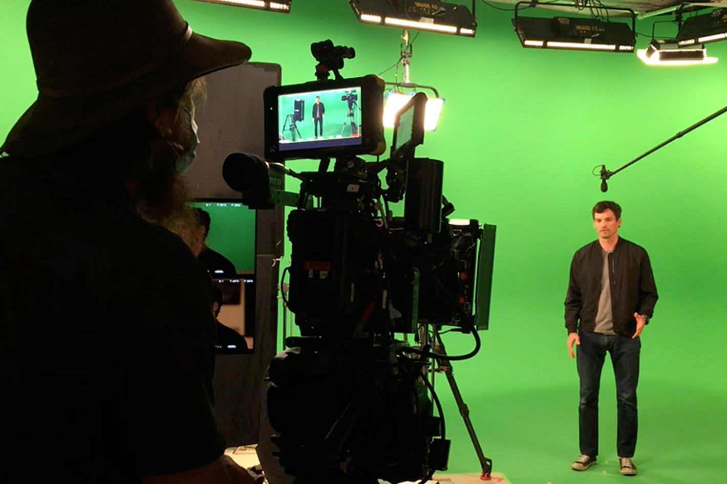Making Virtual Production a reality for independent films