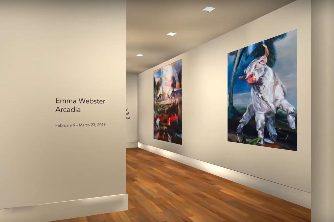 Painting Life: an exhibit that is very much alive, thanks to VR