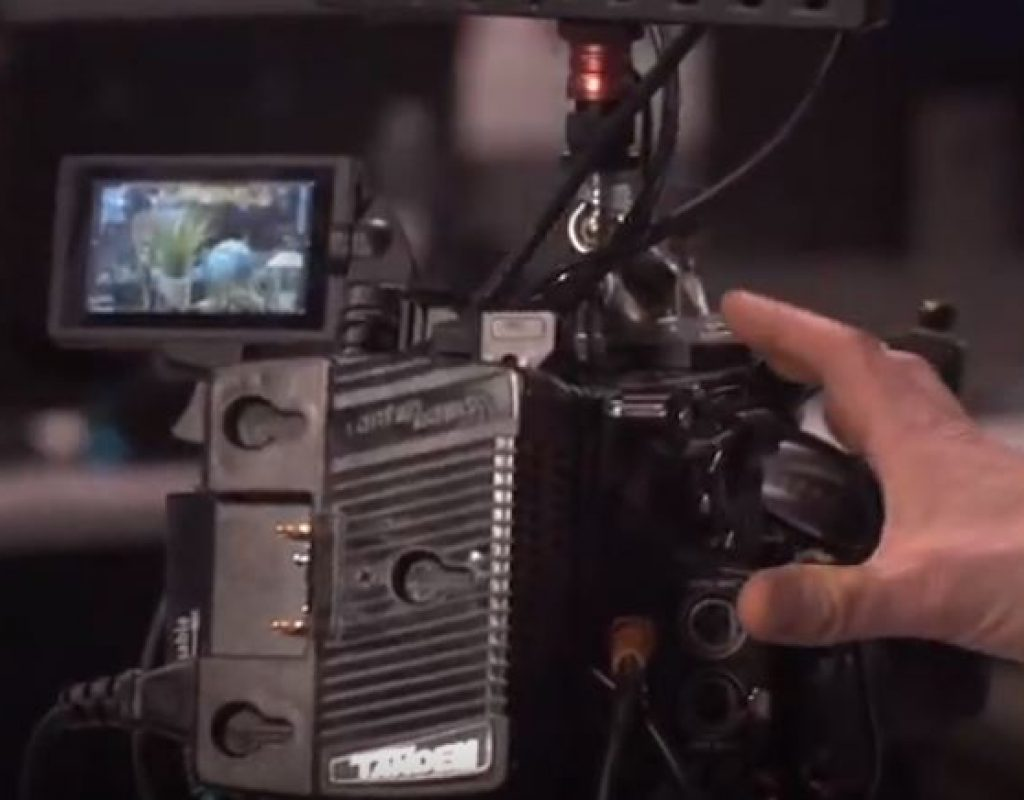 NAB 2019 - Panasonic EVA Live Takes a Cinema Style Camera and Adds Studio Camera Features 1