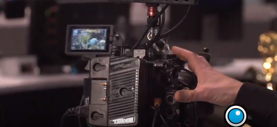 NAB 2019 - Panasonic EVA Live Takes a Cinema Style Camera and Adds Studio Camera Features 2