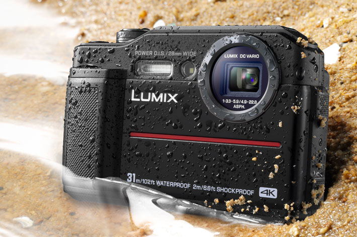 Lumix TS7: a pocketable 4K compact for underwater video