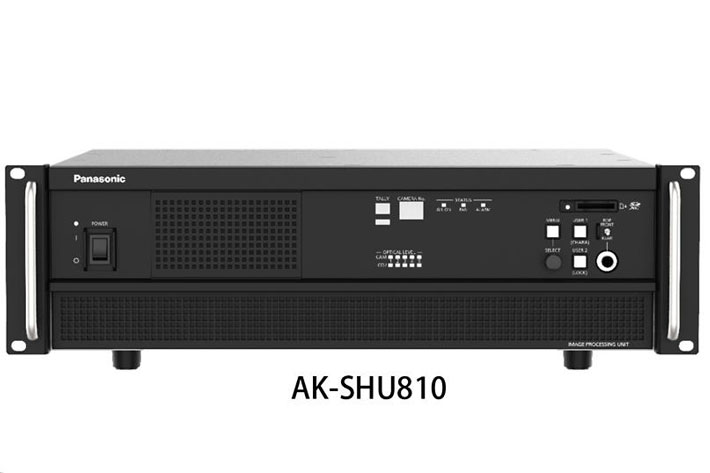 Panasonic AK-SHB810: an 8K organic sensor camera for broadcasting