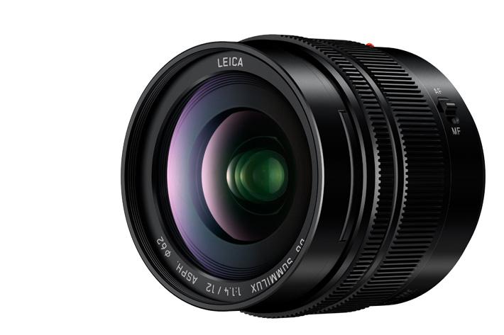 Panasonic 12mm/F1.4: precise focusing in 4K video
