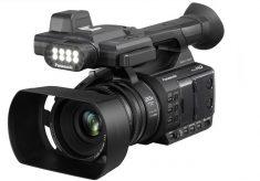 Panasonic AG-AC30 for weddings and low-light shooting