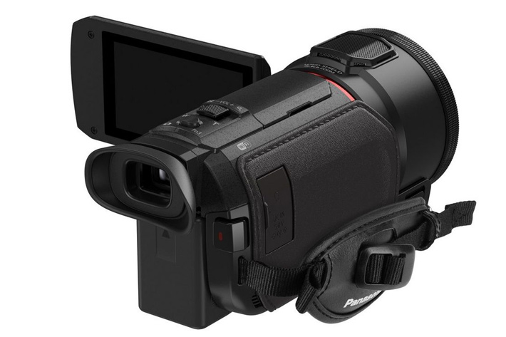 Panasonic HC-WXF1K: a 4K professional level camcorder