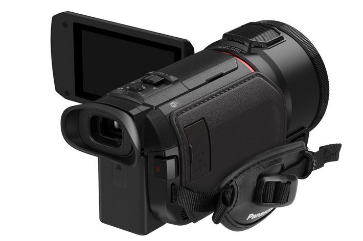 Panasonic HC-WXF1K: a 4K professional level camcorder