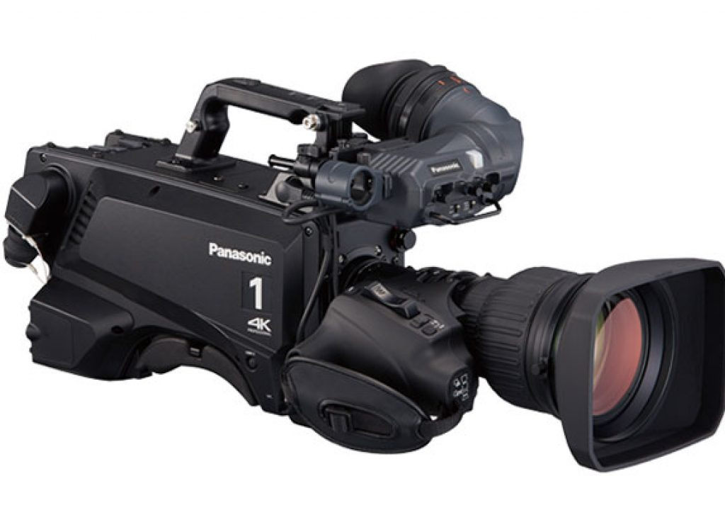 Panasonic displays new 4K handheld and studio cameras at CCW 5