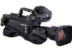 Panasonic displays new 4K handheld and studio cameras at CCW