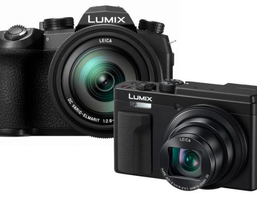 UMIX FZ1000 II and LUMIX ZS80: long zooms, 4K PHOTO and video