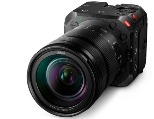 Panasonic LUMIX BS1H: a new cinema camera in a compact body