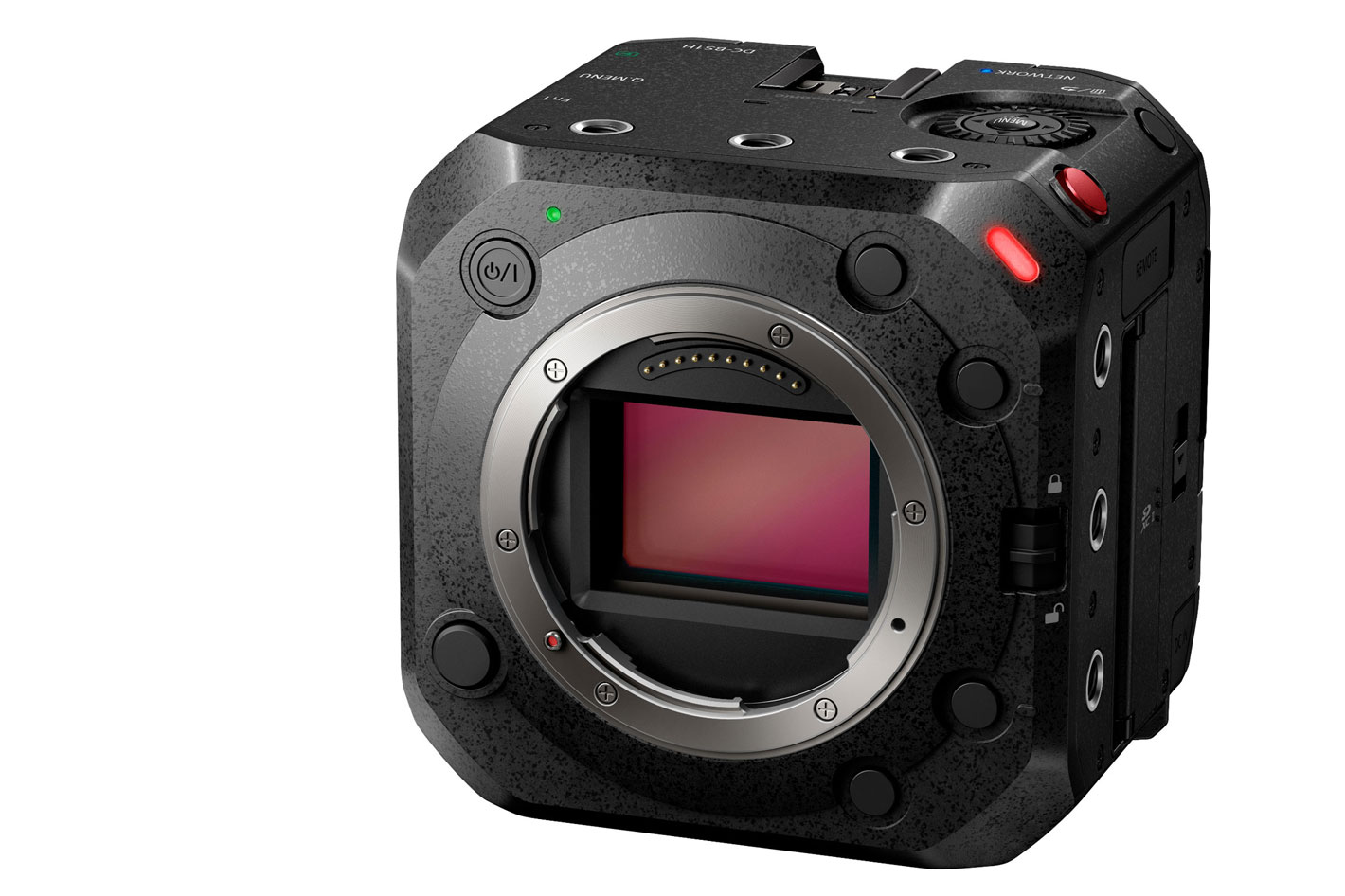 Panasonic LUMIX BS1H: a new cinema camera in a compact body 3