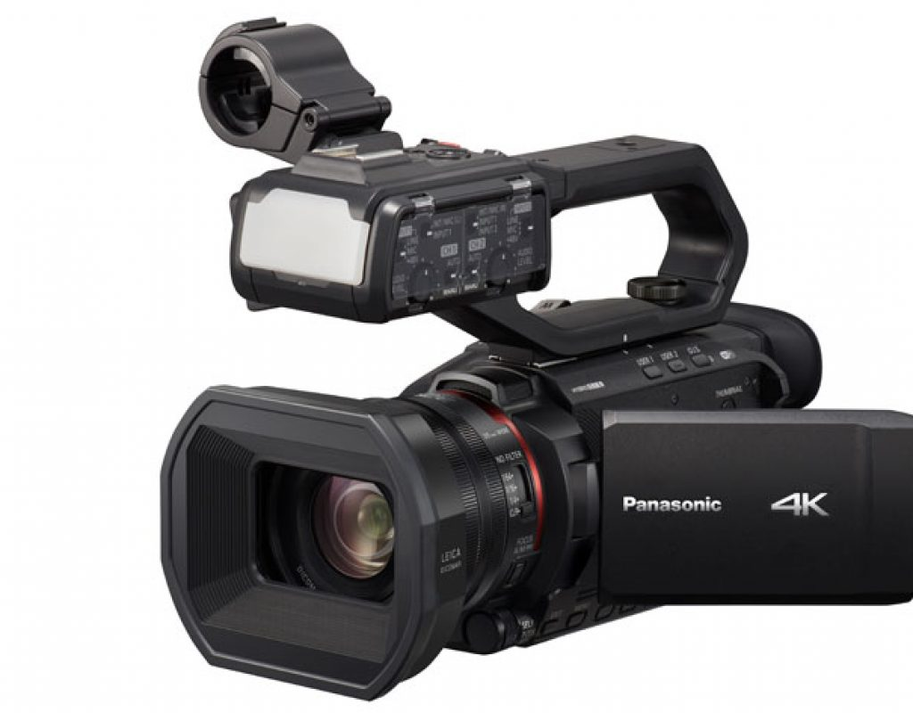 Panasonic at CES 2020: the smallest and lightest 4K 60p camcorders 5