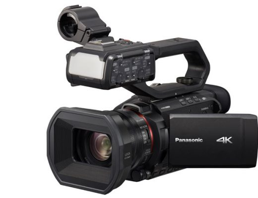 Panasonic at CES 2020: the smallest and lightest 4K 60p camcorders