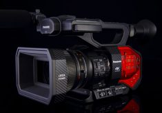 Professionals share their experience with the Panasonic AG-DVX200
