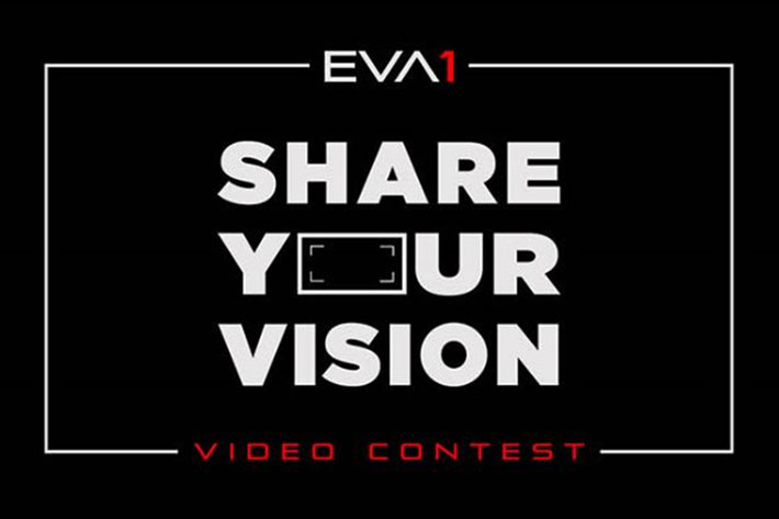 Share Your Vision: a Panasonic contest exclusively for AU-EVA1 users