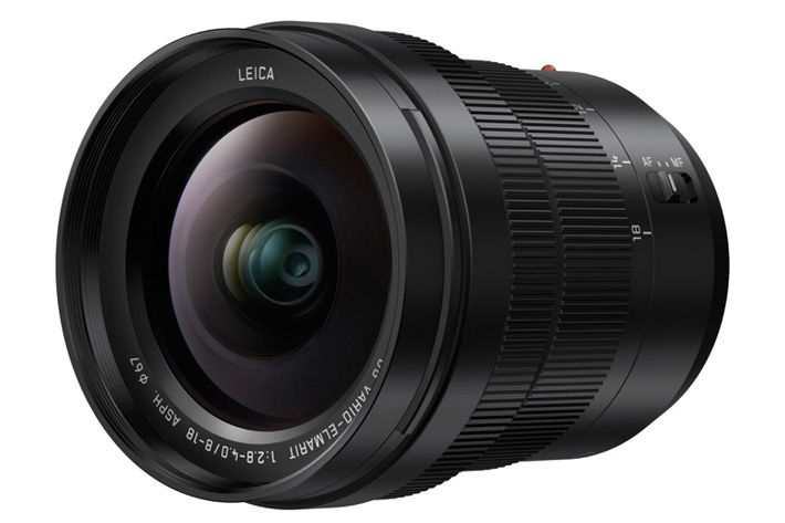 New Leica 8-18mm lens from Panasonic