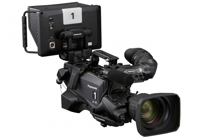 Panasonic AK-UC4000 approved for Netflix content production