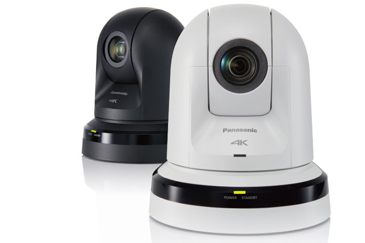 10 years of Panasonic's PTZ cameras: from Big Brother to Virtual Reality 2