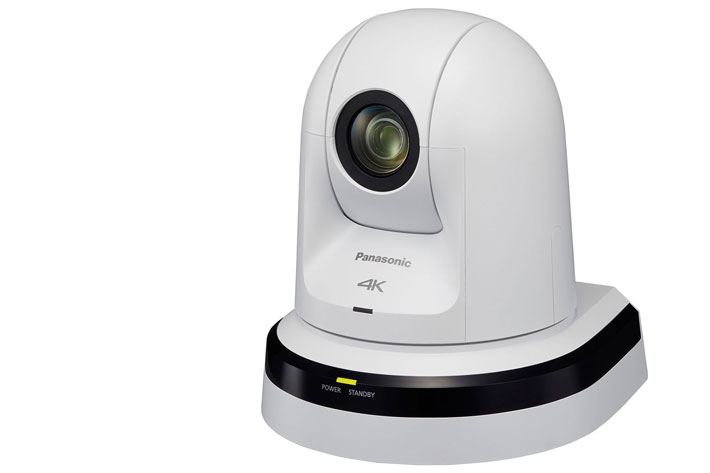 10 years of Panasonic's PTZ cameras: from Big Brother to Virtual Reality 3