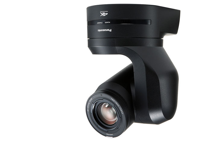 10 years of Panasonic's PTZ cameras: from Big Brother to Virtual Reality 4