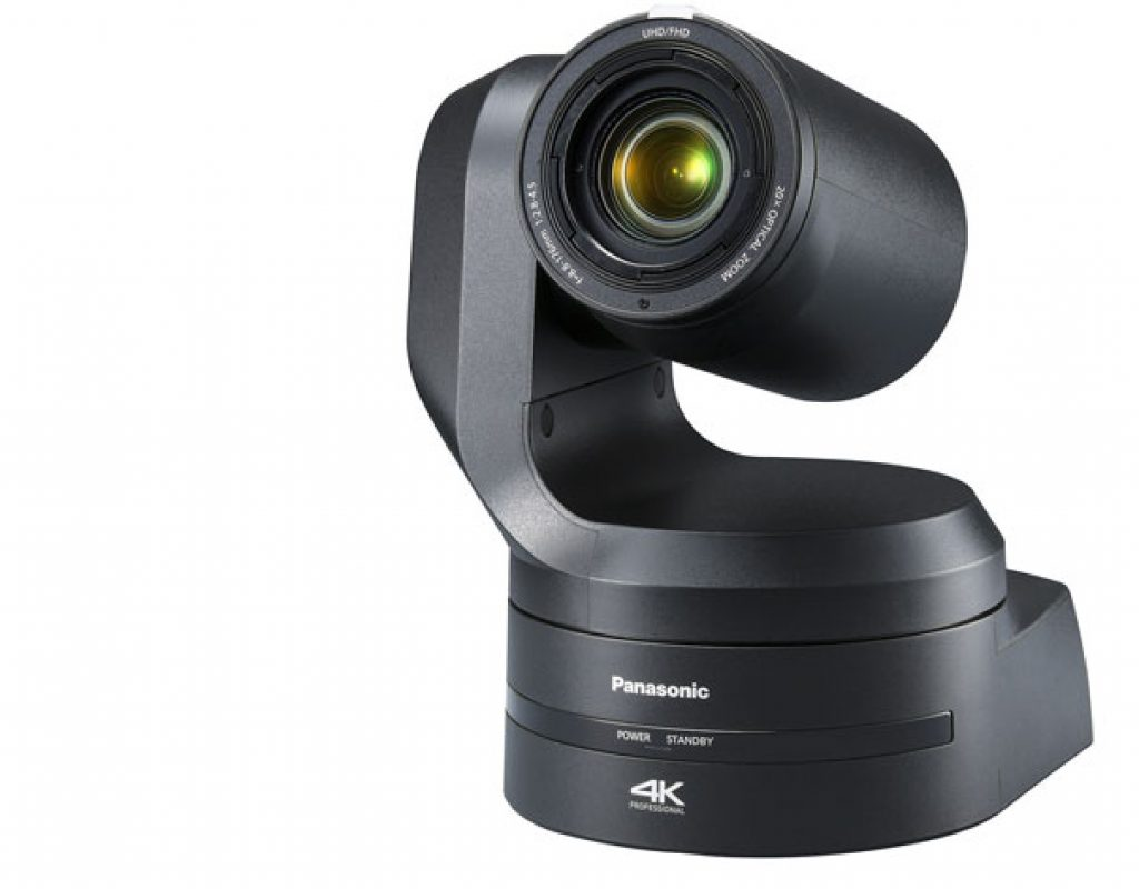 Panasonic shows at NAB 2019 the future of live production