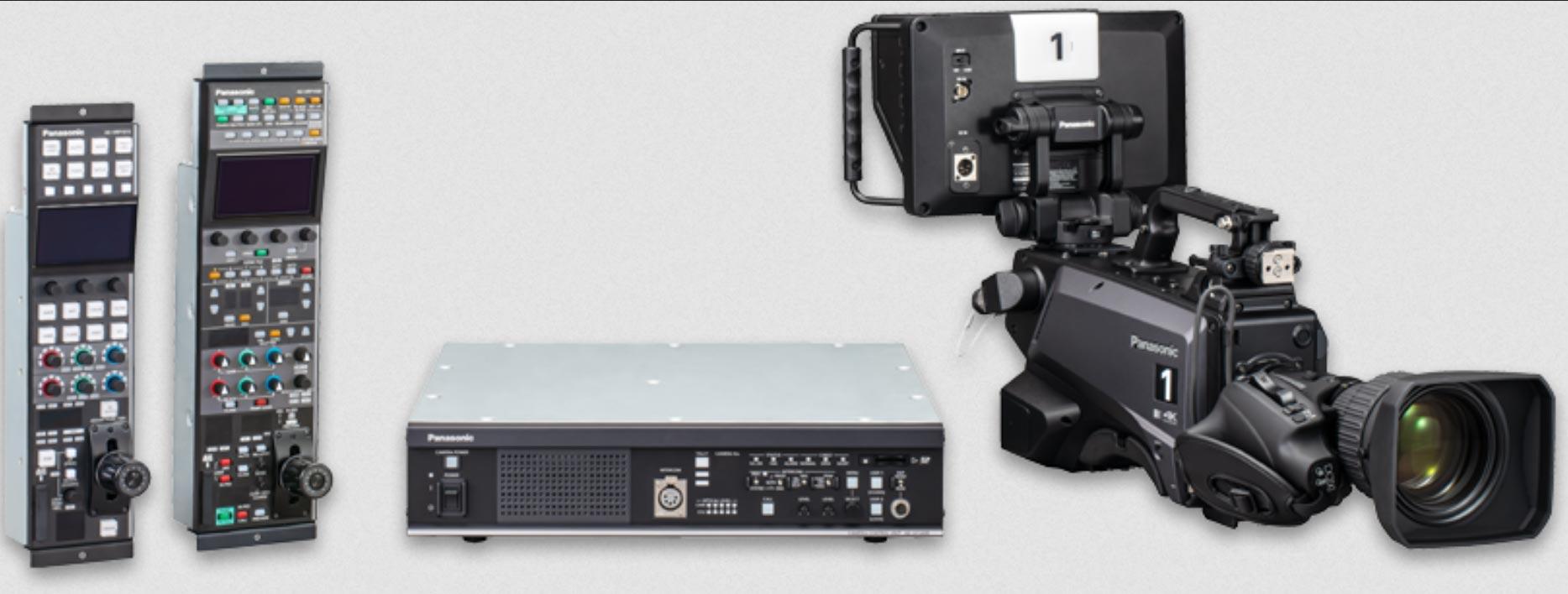 Panasonic AK-UC3300 studio camera, a future-proof solution