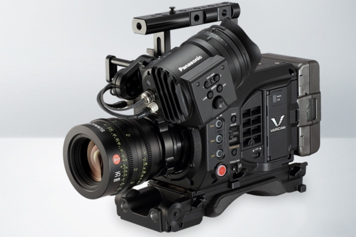 New firmware for Panasonic VariCam LT