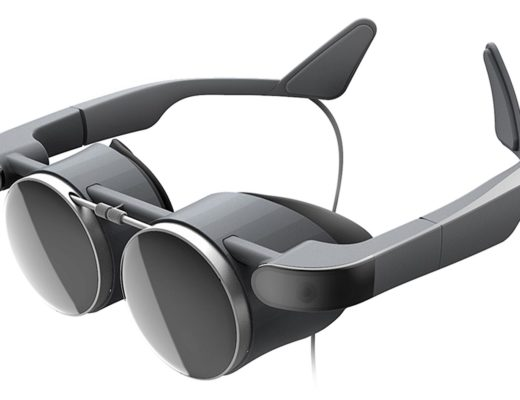 Panasonic's VR Glasses return for CES 2021