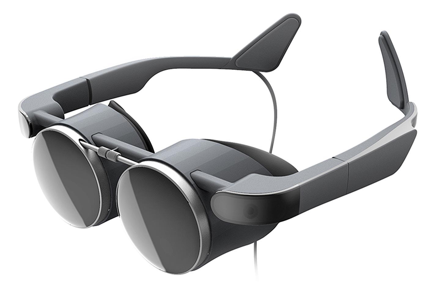 Panasonic's VR Glasses return for CES 2021