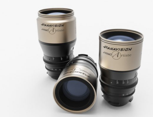Panavision's new Primo Artist lenses