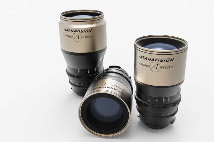 Panavision's new Primo Artiste lenses