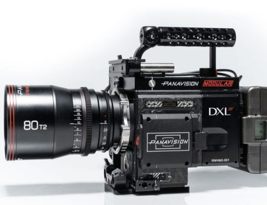 Panavision's Millennium DXL gets wireless audio feed and control