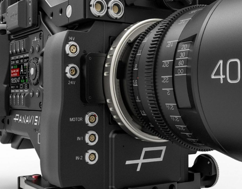 Panavision takes large-format filmmaking to Camerimage 1
