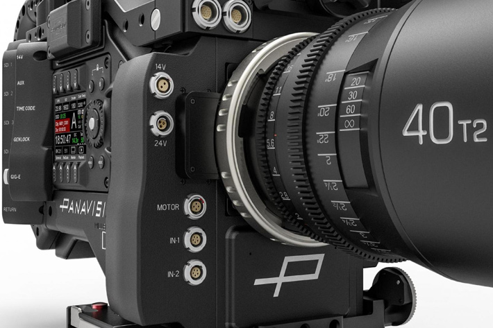 Panavision takes large-format filmmaking to Camerimage