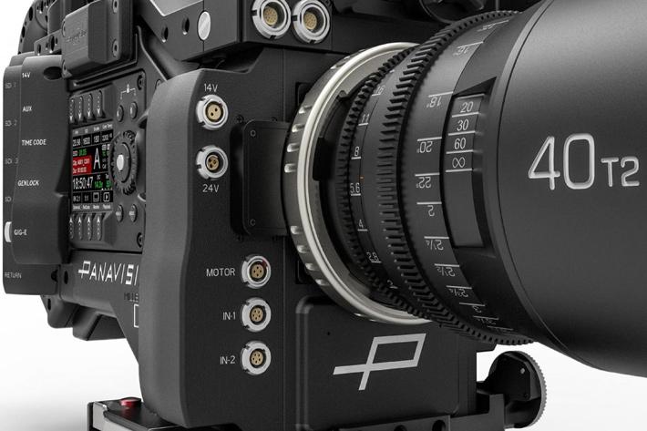 Panavision takes large-format filmmaking to Camerimage