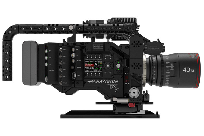 Panavision shows camera-to-finish imaging ecosystem at Cine Gear Expo 9