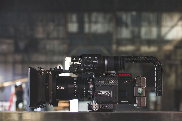 Panavision reveals a dynamically adjustable liquid crystal ND