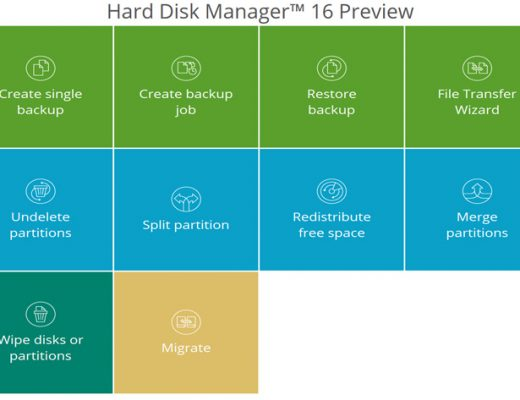 Paragon Hard Disk Manager 16 makes it easier to protect your data