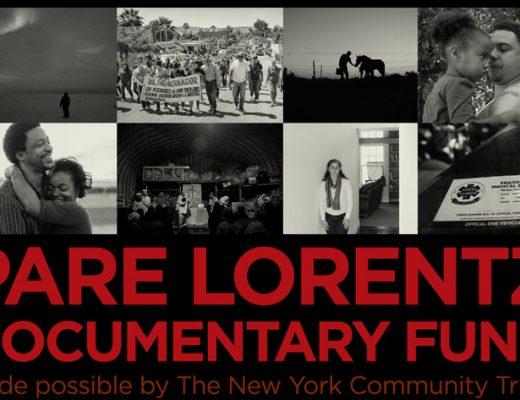 Pare Lorentz Documentary Fund: applications close soon