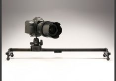 Cinevate Launches Atlas FLT Slider and Simplis Rig for DSLR Movie Making