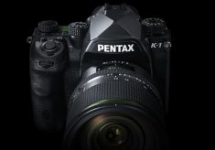 Full Frame Pentax with Full HD video