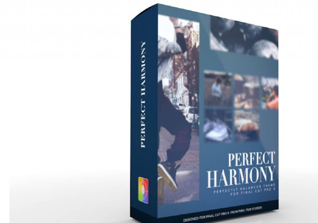 Perfect Harmony, a plugin for Final Cut Pro X