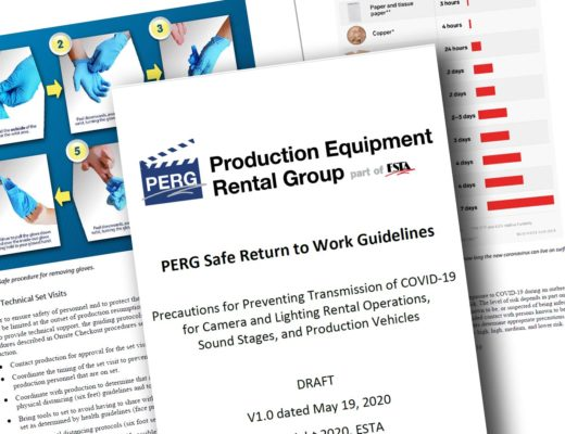 PERG releases PERG Safe Return to Work Guidelines