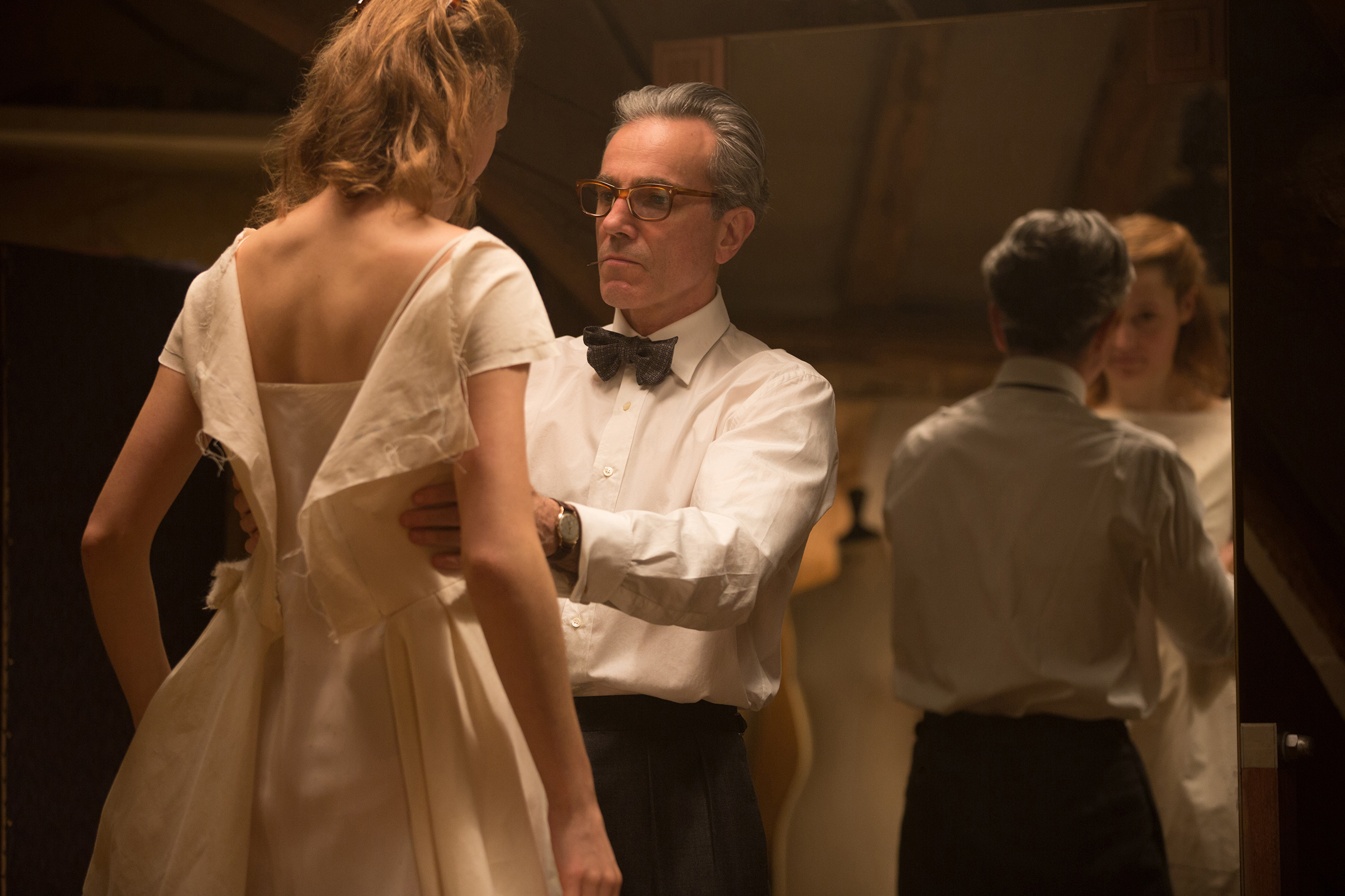 ART OF THE CUT with Dylan Tichenor, ACE on Phantom Thread 40