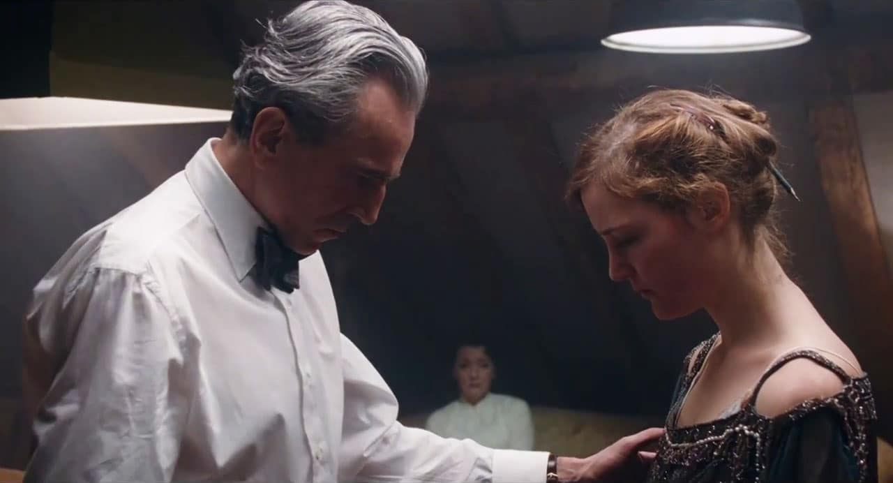 ART OF THE CUT with Dylan Tichenor, ACE on Phantom Thread 42